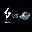 Match LDLC ASVEL / PAU LACQ ORTHEZ à Villeurbanne @ Astroballe - Billets & Places