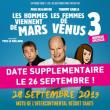 Spectacle LES HOMMES VIENNENT DE MARS LES FEMMES DE VENUS 3