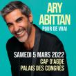 """Spectacle ARY ABITTAN """"Pour de vrai"""""""
