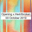 Festival NUITS SONORES BRUSSELS : OPENING x HE4RTBROKEN