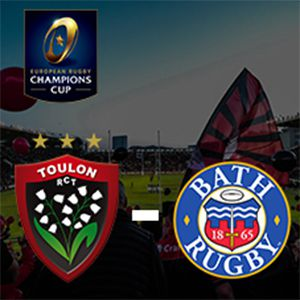 RC TOULON - BATH RUGBY @ STADE MAYOL - TOULON