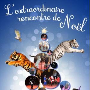 Spectacle L'EXTRAORDINAIRE RENCONTRE DE NOËL