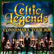 Concert CELTIC LEGENDS - Connemara Tour 2020 à Saint Brieuc  @ Hermione - Billets & Places