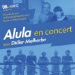 Concert ALULA à AIX-EN-PROVENCE @ 6MIC - SALLE MUSIQUES ACTUELLES DU PAYS D'AIX - Billets & Places