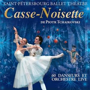 Billets CASSE-NOISETTE - Le Corum - Salle Berlioz
