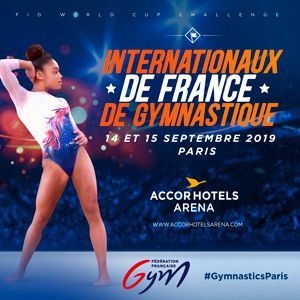 Internationaux De France De Gymnastique Artistique