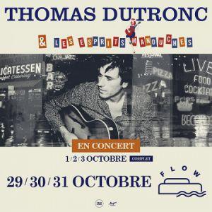 Thomas Dutronc @ LE FLOW - PARIS