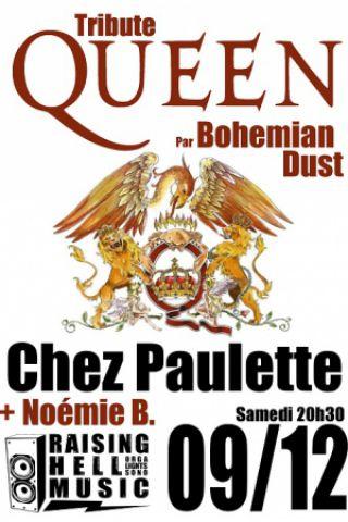 Concert Bohemian Dust Tribute to Queen