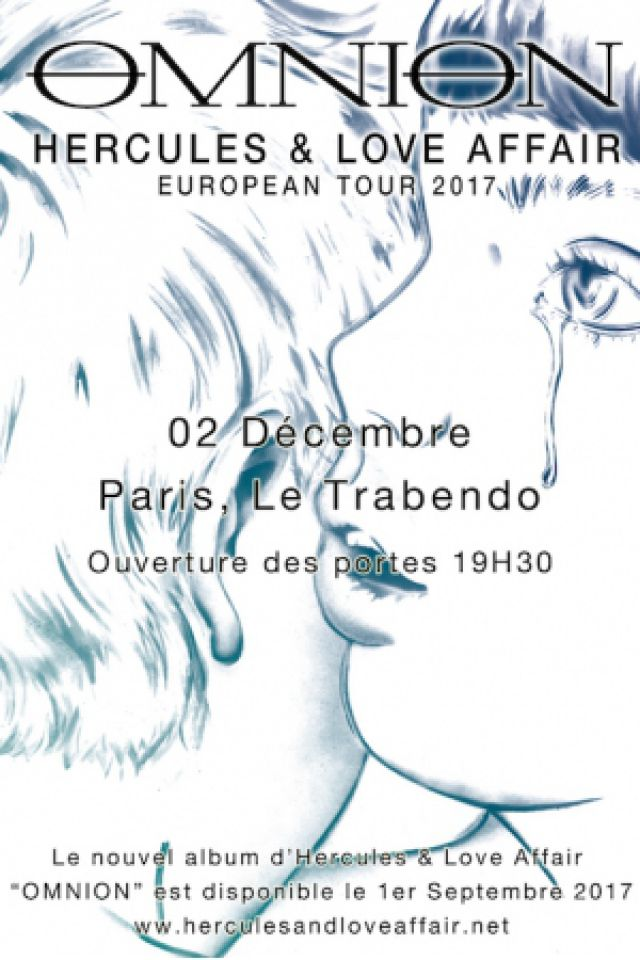 Hercules & Love Affair @ Le Trabendo - Paris