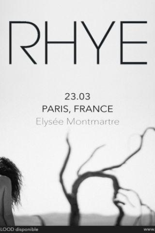 Concert Rhye + Jens Kuross à PARIS @ ELYSEE MONTMARTRE - Billets & Places