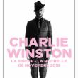 Concert CHARLIE WINSTON + 1ÈRE PARTIE à LA ROCHELLE @ LA SIRENE  - Billets & Places