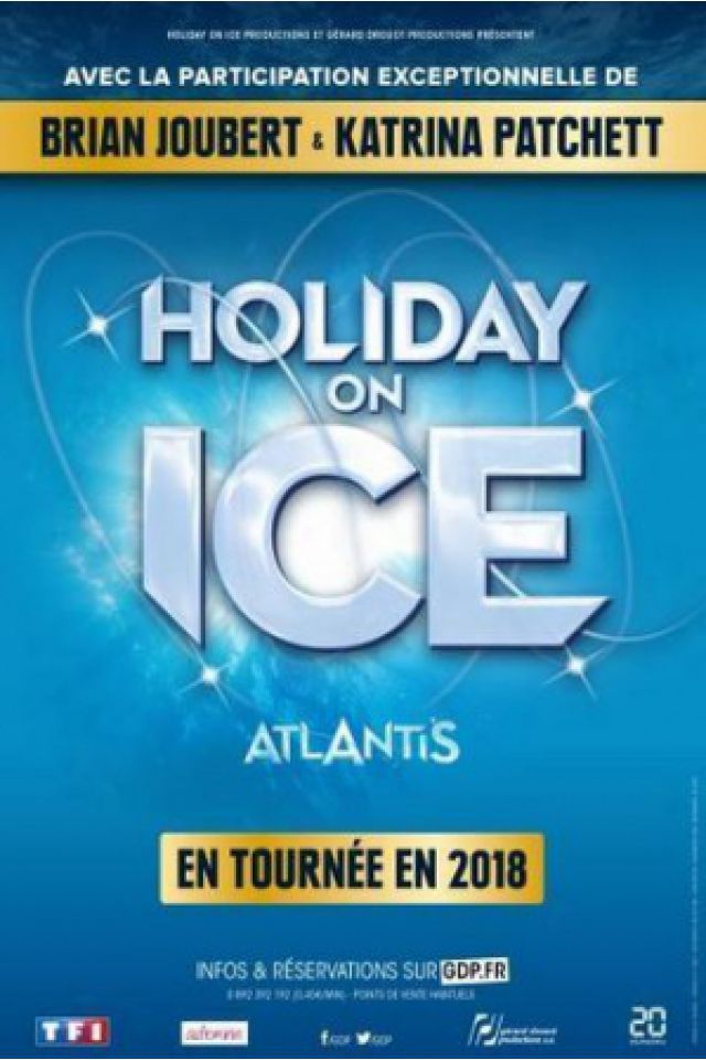 HOLIDAY ON ICE @ Patinoire Meriadeck - Bordeaux