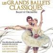 Spectacle LES GRANDS BALLETS CLASSIQUES
