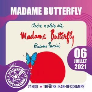 Madame Butterfly De Giacomo Puccini