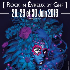 Rock In Evreux By Ghf 2019 - Pass 2 Jours Samedi + Dimanche