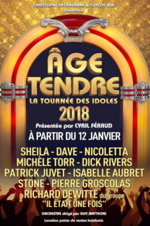 AGE TENDRE @ Le Dôme - Marseille