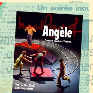 """Angele"" - Cartoon Sardines Théâtre"
