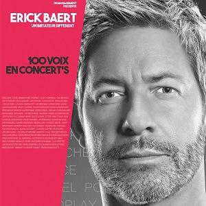 ERICK BAERT  @ APOLLO THEATRE - PARIS