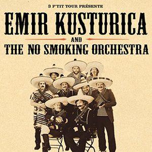 EMIR KUSTURICA & THE NO SMOKING ORCHESTRA @ Casino de Paris - Paris