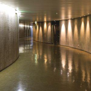 visite guidée du SIÈGE DU PARTI COMMUNISTE FRANÇAIS de Niemeyer @ esapce Niemeyer - Parti communiste français - PARIS