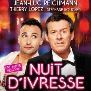 NUIT D'IVRESSE @ Le Vinci - Auditorium François 1er - Tours