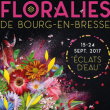 Expo FLORALIES DE BOURG EN BRESSE @ EKINOX - Billets & Places