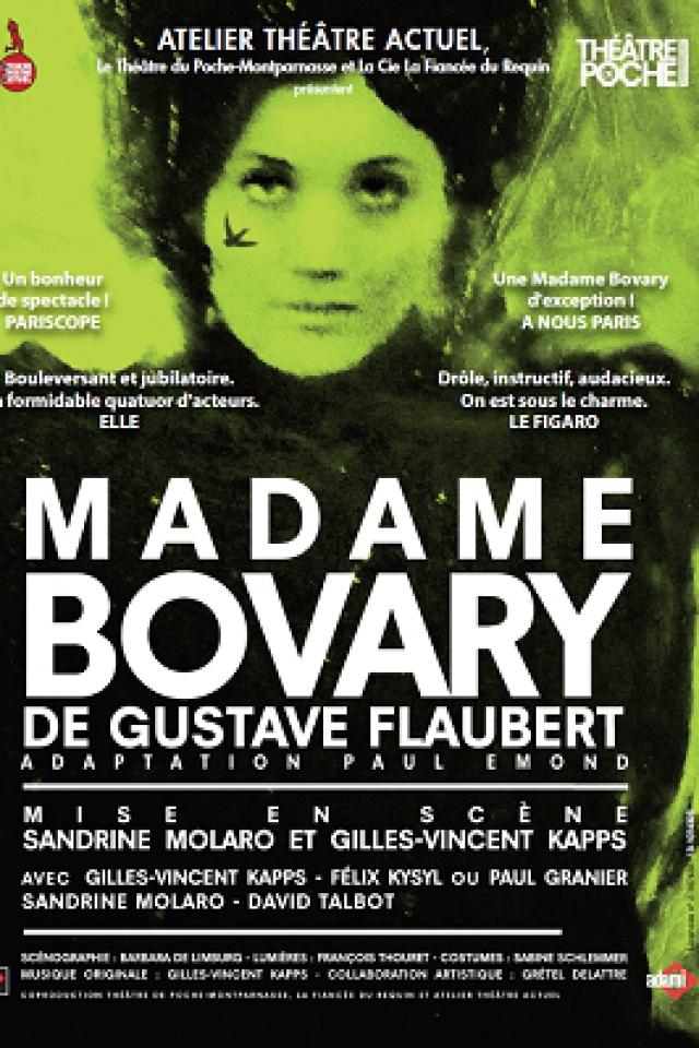 MADAME BOVARY @ La Chaudronnerie - Salle Michel Simon - LA CIOTAT