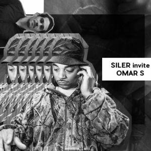 Siler invite Omar-S @ Badaboum - PARIS