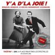 Théâtre ABONNEMENT 2020-2021 à Paris @ THEATRE NOIR - 116 - Billets & Places
