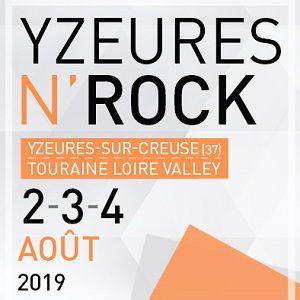 Festival Yzeures'n'rock - Pass Week-End