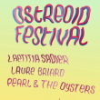 Concert OSTREOID FEST W/ LAETITIA SADIER & GUESTS à Paris @ Point Ephémère - Billets & Places