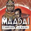 Soirée Maasai #6 : MAJOR7 + X-NOIZE + ILLEGAL MACHINES