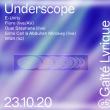 Concert UNDERSCOPE #1