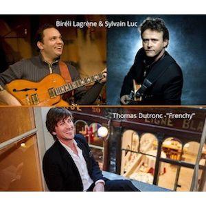 """Bireli Lagrene & Sylvain Luc // Thomas Dutronc « Frenchy"""""""
