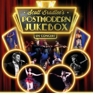 Scott Bradlee's Postmodern Jukebox + 1ère partie @ La Cartonnerie - Reims