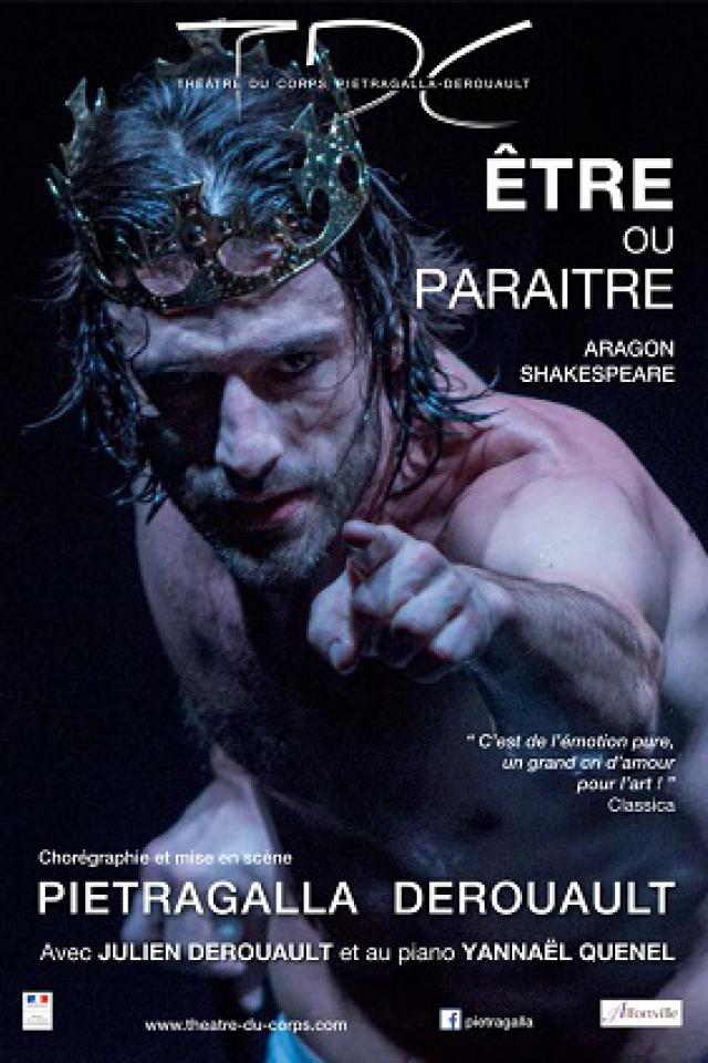 ETRE OU PARAITRE @ Théâtre Musical de Pibrac  - Pibrac