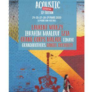 Acoustic Festival - Laurent Voulzy