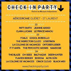 Check In Party Festival Des Musiques Indépendantes Jour 2