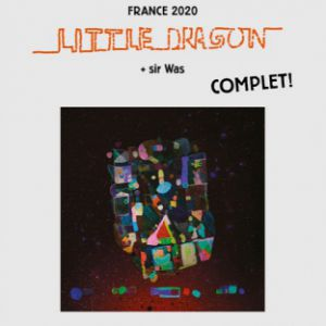 Little Dragon + Sir Was