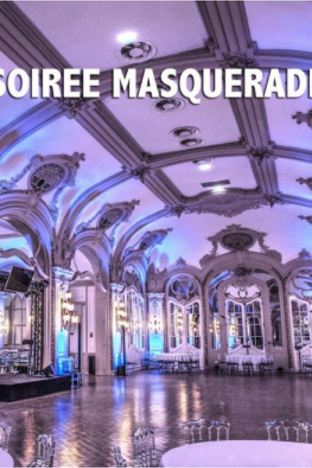 soiree masquerade espace club reims salon degermann