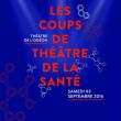 Salon La SANTE remonte sur scène ! à PARIS @ GRANDE SALLE ODEON 6EME - Billets & Places