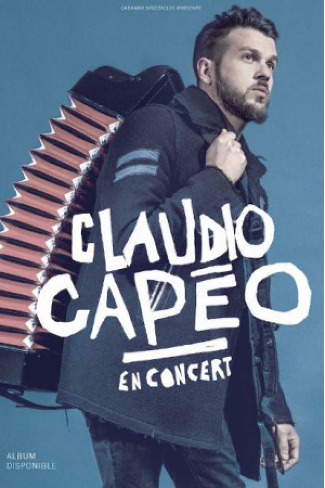 CLAUDIO CAPEO @ Le Splendid  - St Quentin