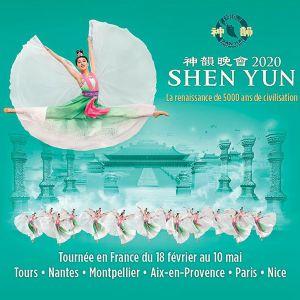 Shen Yun 2020 - Montpellier