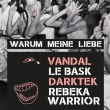 Concert VANDAL + LE BASK + DARKTEK + REBEKA WARRIOR