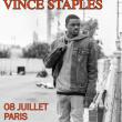 Concert VINCE STAPLES à Paris @ La Bellevilloise - Billets & Places