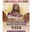 Concert BURNA BOY à Villeurbanne @ TRANSBORDEUR - Billets & Places