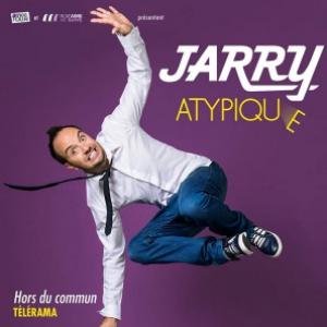 JARRY - Atypique @ LE TIGRE - MARGNY LÈS COMPIÈGNE