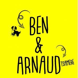 BEN & ARNAUD TSAMERE @ Espace Dollfus & Noack - SAUSHEIM
