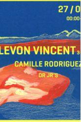 Billets Sourdoreille présente Levon Vincent, Camille Rodriguez, Dr Jr's - Petit Bain