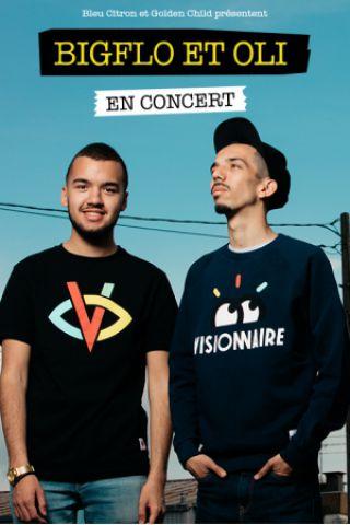 Concert BIGFLO ET OLI à Marseille @ Le Dôme - Billets & Places